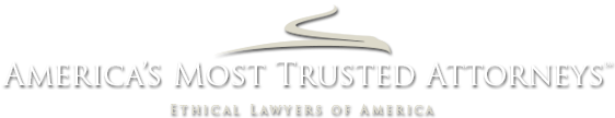 America's Most Trusted Attorneys - Ethical Lawyers of America